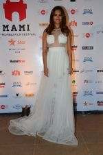 Esha Gupta at MAMI Closing ceremony on 5th Nov 2015