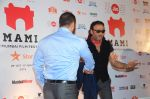 Jackie Shroff, Salman Khan at MAMI Closing ceremony on 5th Nov 2015