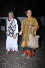 Shabana Azmi, Dolly Thakore snapped at Prithvi on 5th Nov 2015 (16)_563c9a10af1d4.JPG