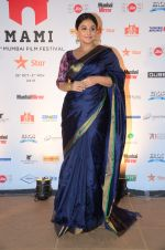 Vidya Balan at MAMI Closing ceremony on 5th Nov 2015