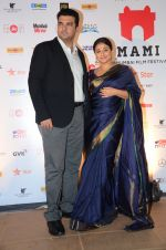 Vidya Balan, Siddharth Roy Kapur at MAMI Closing ceremony on 5th Nov 2015