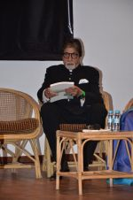 Amitabh Bachchan at book Launch on 6th Nov 2015