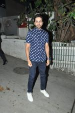 Ayushman Khurana at Exceed entertainment diwali bash on 6th Nov 2015