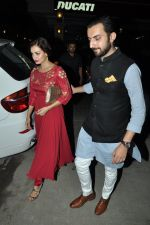 Dia Mirza at Exceed entertainment diwali bash on 6th Nov 2015