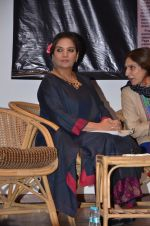 Shabana Azmi at book Launch on 6th Nov 2015