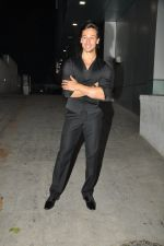 Tiger Shroff at Exceed entertainment diwali bash on 6th Nov 2015