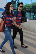Karishma Tanna, Upen Patel snapped at airport on 7th Nov 2015 (18)_563f6e352d44e.JPG