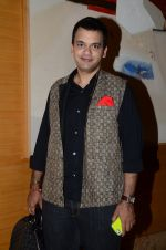 Nachiket Barve at smile foundation cooking event on 7th Nov 2015
