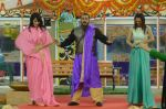 Salman Khan promote Prem Ratan Dhan Payo on the sets of Bigg Boss House with Diwali celebrations on 7th Nov 2015