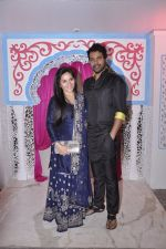 Shabbir Ahluwalia at Sachin Joshi_s diwali bash on 7th Nov 2015 (49)_563f727a33d63.JPG