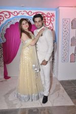 Vivian Dsena, Vahbiz Dorabjee at Sachin Joshi_s diwali bash on 7th Nov 2015 (48)_563f72d66fa6c.JPG