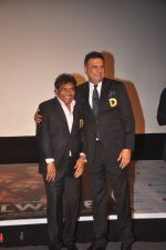Boman Irani, Johnny Lever at Dilwale Trailor launch on 9th Nov 2015