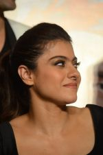Kajol at Dilwale Trailor launch on 9th Nov 2015