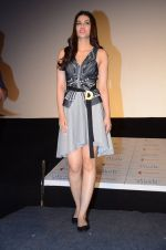 Kriti Sanon at Dilwale Trailor launch on 9th Nov 2015