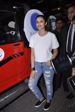 Parineeti Chopra in support of Swachh Bharat Initiative on 9th Nov 2015
