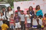 Sambhavna Seth celebrates Diwali with kids on 9th Nov 2015