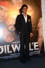 Shahrukh Khan at Dilwale Trailor launch on 9th Nov 2015
