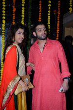 Karan Patel at Ekta Kapoor Diwali bash on 10th Nov 2015 (21)_5643800a09347.JPG