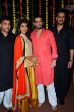 Karan Patel at Ekta Kapoor Diwali bash on 10th Nov 2015 (23)_5643800f6e902.JPG