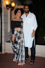 Masaba at Ekta Kapoor Diwali bash on 10th Nov 2015 (125)_564380436eeff.JPG