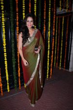 Mona Singh at Ekta Kapoor Diwali bash on 10th Nov 2015 (34)_5643805096981.JPG