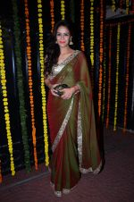 Mona Singh at Ekta Kapoor Diwali bash on 10th Nov 2015 (35)_564380516dee1.JPG