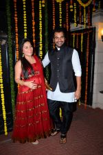 Shabbir Ahluwalia at Ekta Kapoor Diwali bash on 10th Nov 2015 (27)_564380bea2c8f.JPG