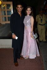 Sushant Singh Rajput, Ankita Lokhande at Ekta Kapoor Diwali bash on 10th Nov 2015 (143)_564381277c546.JPG
