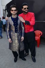 Armaan Kohli, Neil Mukesh at prem ratan dhan payo dharavi Band on 11th Nov 2015 (199)_5644ad7d264c5.JPG