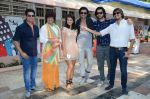 Karan Mehra, Nisha Rawal, Rohit Verma, Karan V Grover, Hanif Hilal celebrate diwali with kids on 13th Nov 2015 (18)_5648109bd100a.JPG