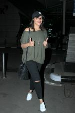 Sonakshi Sinha snapped at airport on 13th Nov 2015