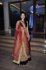 Anushka Ranjan walk the ramp for Manali Jagtap Show on 15th Nov 2015