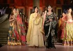 Leena Singh Show at Cancer Society of Hope fashion show in Delhi on 15th Nov 2015