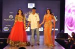Model walk the ramp for Manali Jagtap Show on 15th Nov 2015