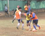 Sidharth Malhotra snapped at soccer match on 15th Nov 2015