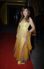 Vandana Vadera at Cancer Society of Hope fashion show in Delhi on 15th Nov 2015