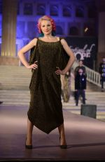 Vesna Jacab at Cancer Society of Hope fashion show in Delhi on 15th Nov 2015