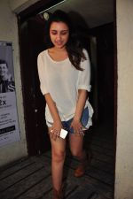 Parineeti Chopra snapped at PVR on 16th Nov 2015