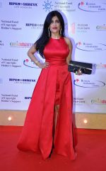 Shibani Kashyap at the Russian Film Days inauguration at Osianama in Liberty Cinema