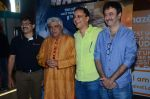 Javed Akhtar, Vidhu Vinod Chopra, Rajkumar Hirani at Wazir trailor launch on 17th Nov 2015