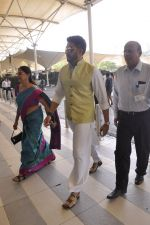 Abhishek Bachchan snapped at the airport on 18th Nov 2015