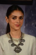 Aditi Rao Hydari at Wazir trailor launch on 17th Nov 2015