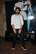 Jackky Bhagnani at Spectre screening in Mumbai on 18th Nov 2015
