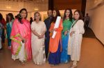 Jaya Bachchan, Poonam Dhillon, Shobhaa De at art exhibition launch with Bindu Kapoor of Yes Bank on 18th Nov 2015