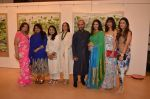 Poonam Dhillon at art exhibition launch with Bindu Kapoor of Yes Bank on 18th Nov 2015 (54)_564d8148ddd4b.JPG