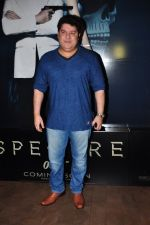 Sajid Khan at Spectre screening in Mumbai on 18th Nov 2015 (6)_564d804715ce9.JPG