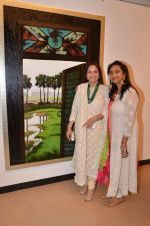 at art exhibition launch with Bindu Kapoor of Yes Bank on 18th Nov 2015