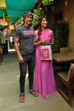 Bipasha Basu and Milind Soman at Pinkathon on 19th Nov 2015 (31)_564ed525d3d13.JPG