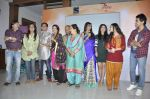 Gautami Kapoor, Sangita Ghosh, Tony Singh, Deeya Singh at Parvarish serial launch by Sony on 19th Nov 2015 (44)_564ed7024f5a0.JPG