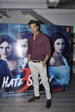 Karan Singh Grover at Hate Story 3 interviews on 19th Nov 2015